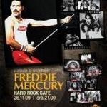Remember Freddie Mercury in aceasta seara la Hard Rock Cafe