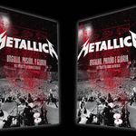 Noi filmari de pe viitorul DVD Metallica!
