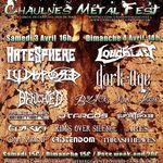 Hatespere si Illdisposed confirmati pentru Chaulnes Metal Fest