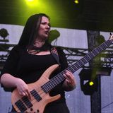 Poze concert Leaves Eyes la Kavarna 2010
