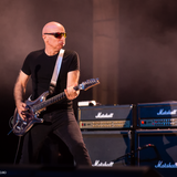Poze Joe Satriani la Arenele Romane